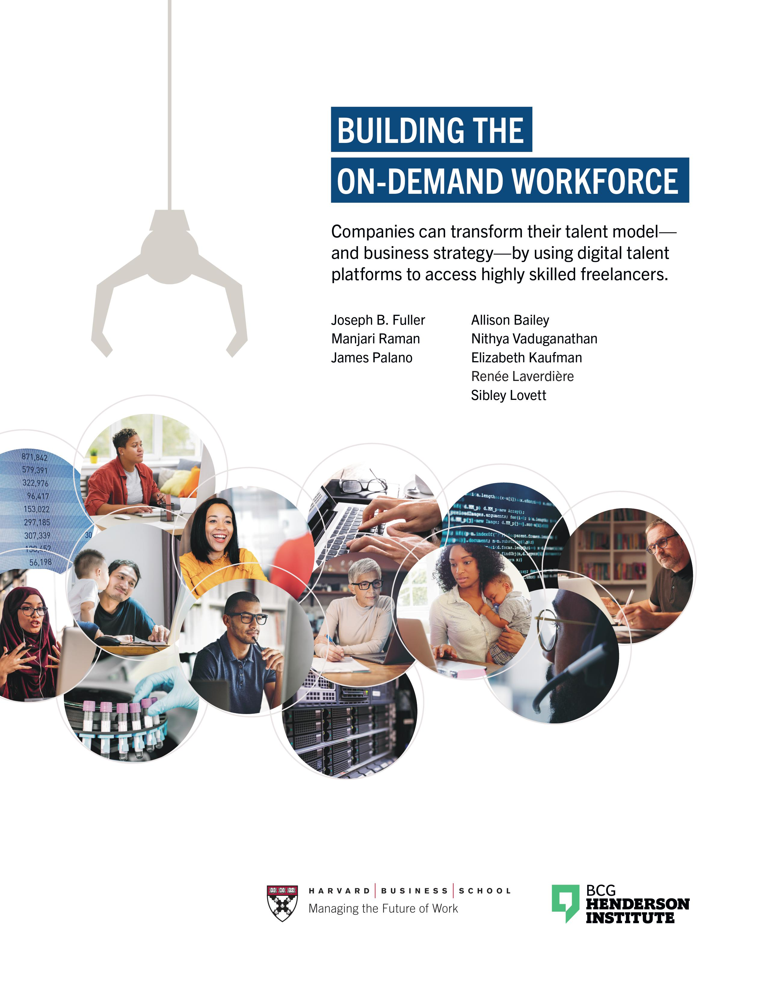 Building the On-demand Workforce
