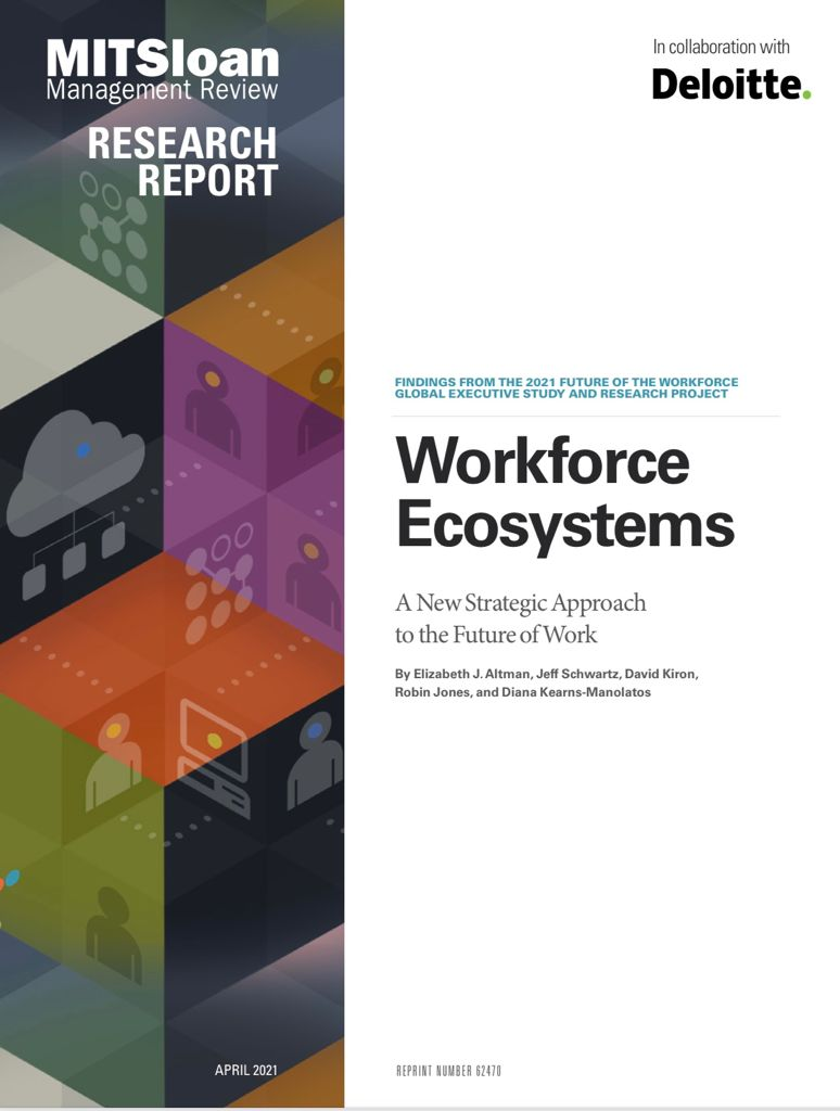 Workforce Ecosystems- A new strategic approach to the future of work